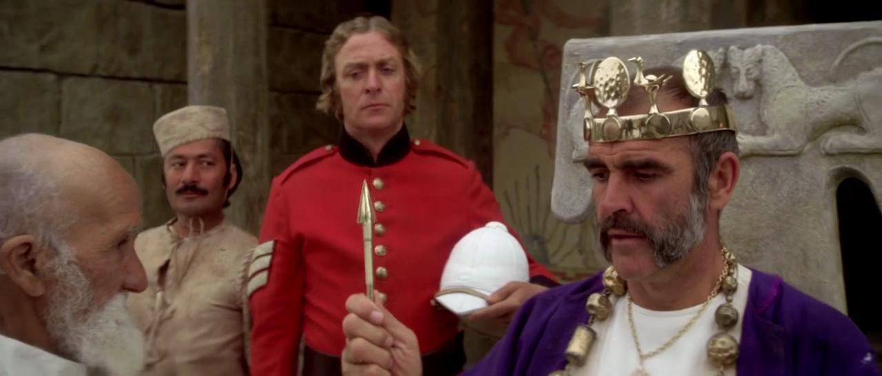 The Man Who Would Be King (IMDB.com)