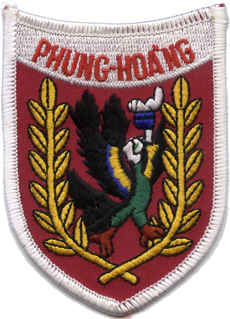 Unissued Patch for the Phoenix Program (Wikimedia)