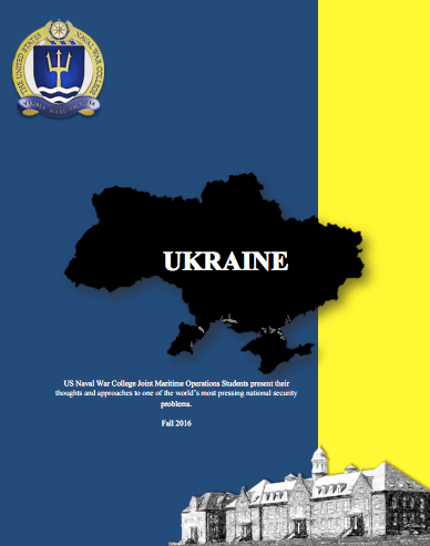 More on Ukraine can be found in the collection of US Naval War College Joint Maritime Operations Papers, from which this article is derived.