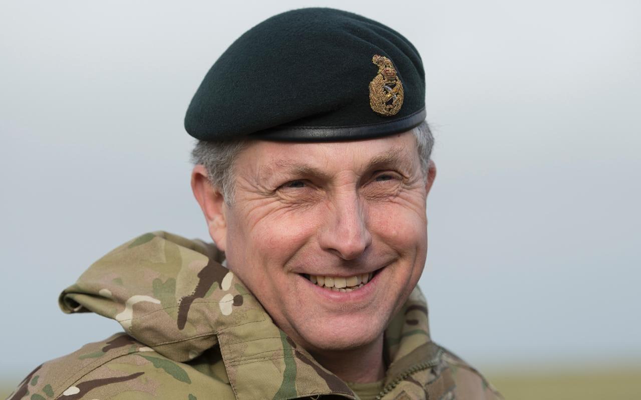 General Sir Nick Carter | Eddie Mulholland