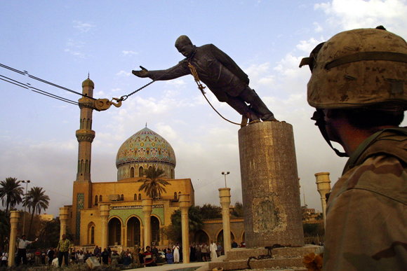 Iraq After the Fall of Saddam Hussein