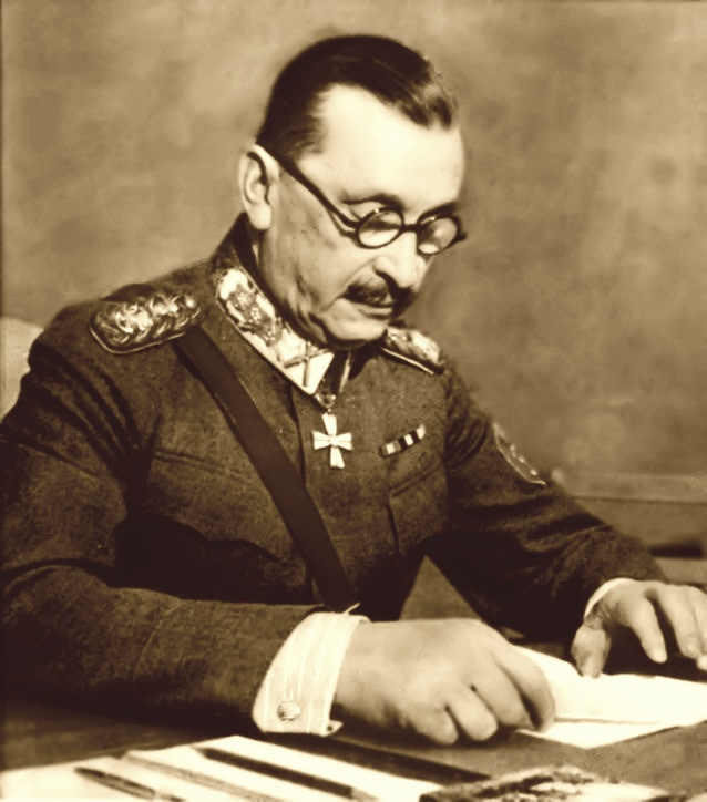 Mannerheim in 1940 (Wikimedia)
