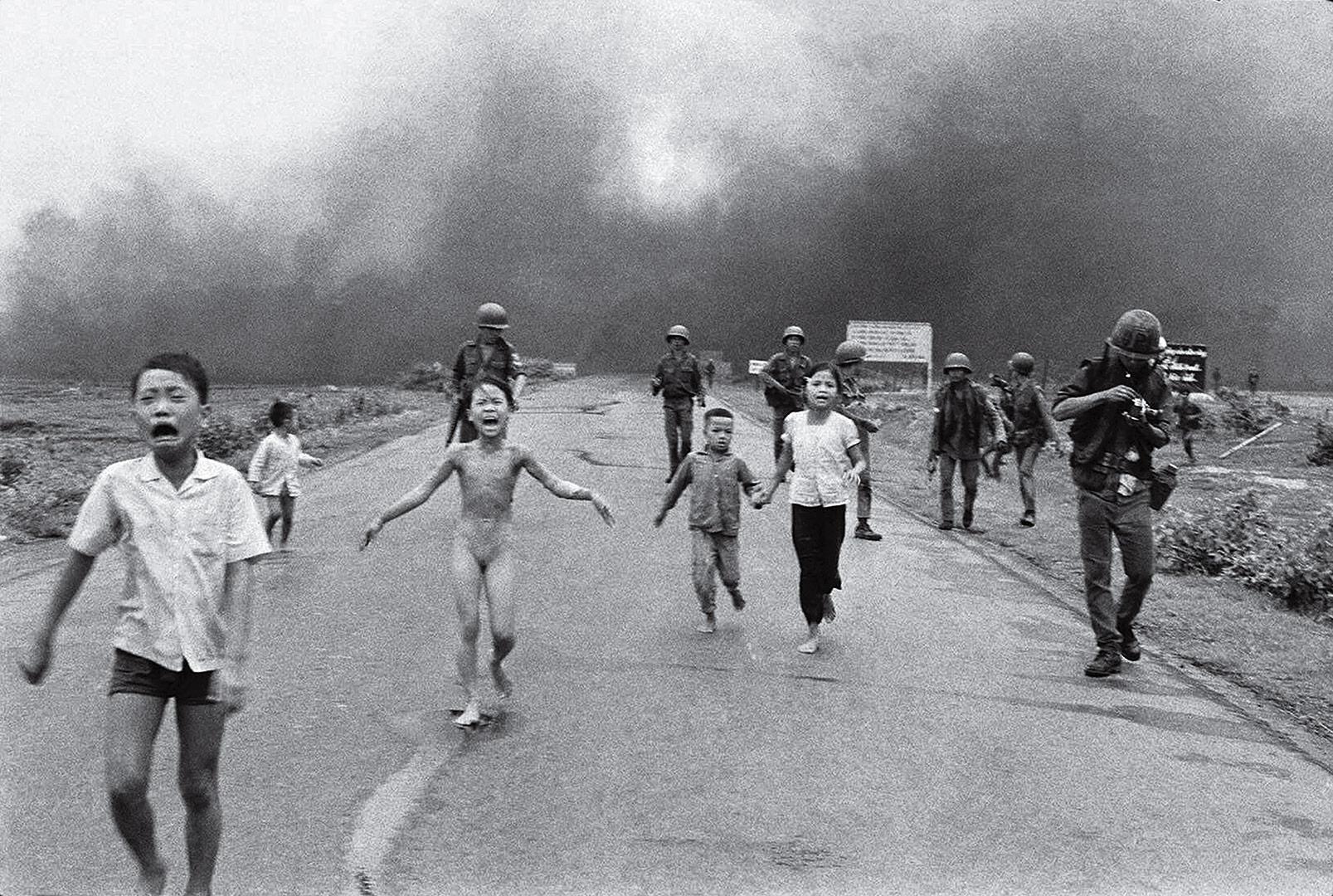 The Terror of War (Nick Ut/Time)