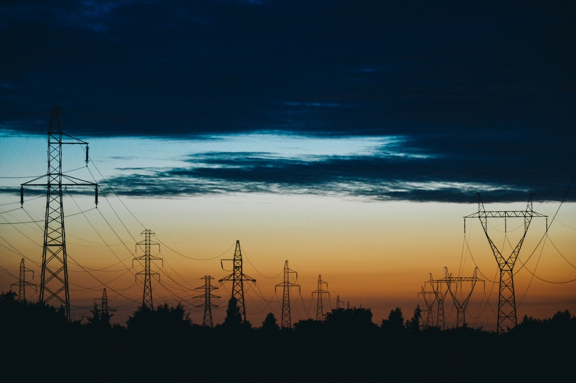 Power grids are an important part of national critical infrastructure. (U.S. Department of Energy)