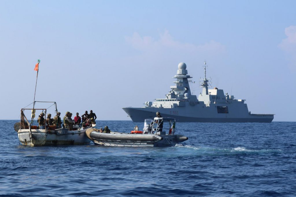 EU extends counter-piracy mission off the Horn of Africa. (EUNAVFOR)