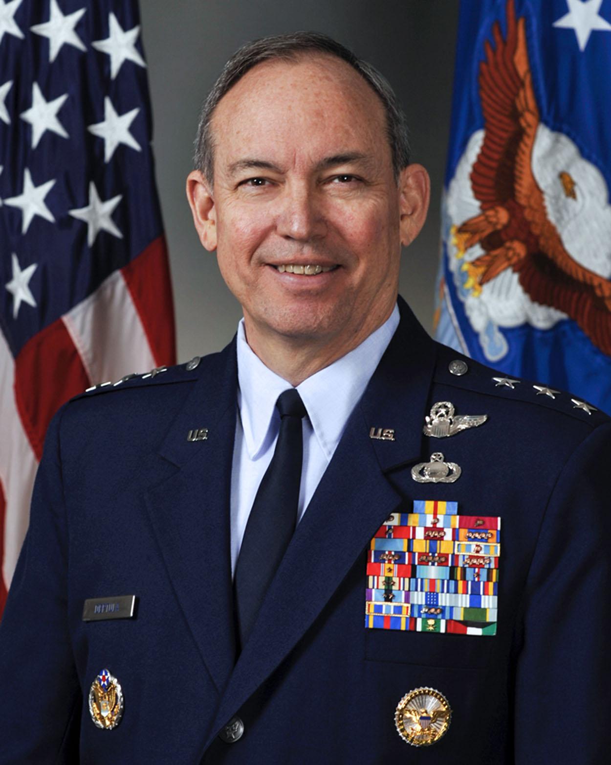 Lt Gen (ret) David A. Deptula (U.S. Air Force Photo)