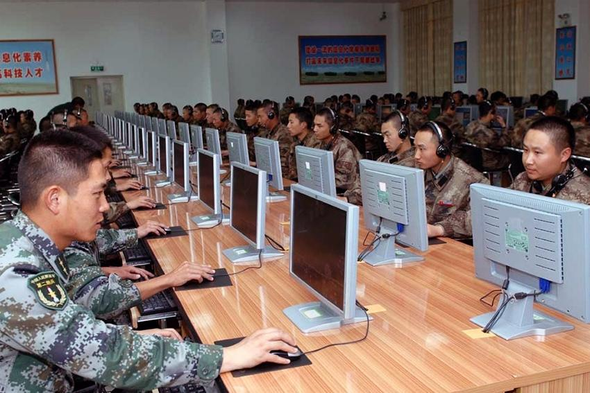 Chinese cyber operations and training (Digital Trends)