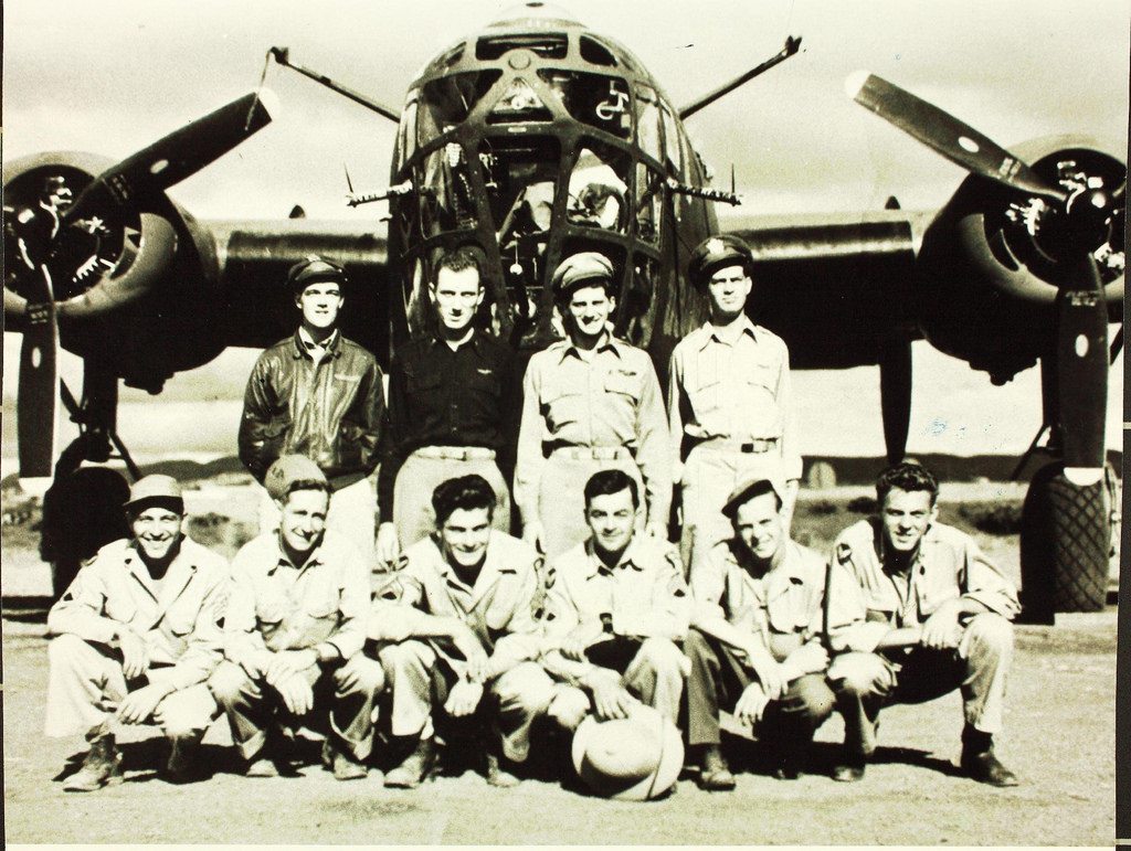 14th Air Force, Bombardment Group, 16th Squadron