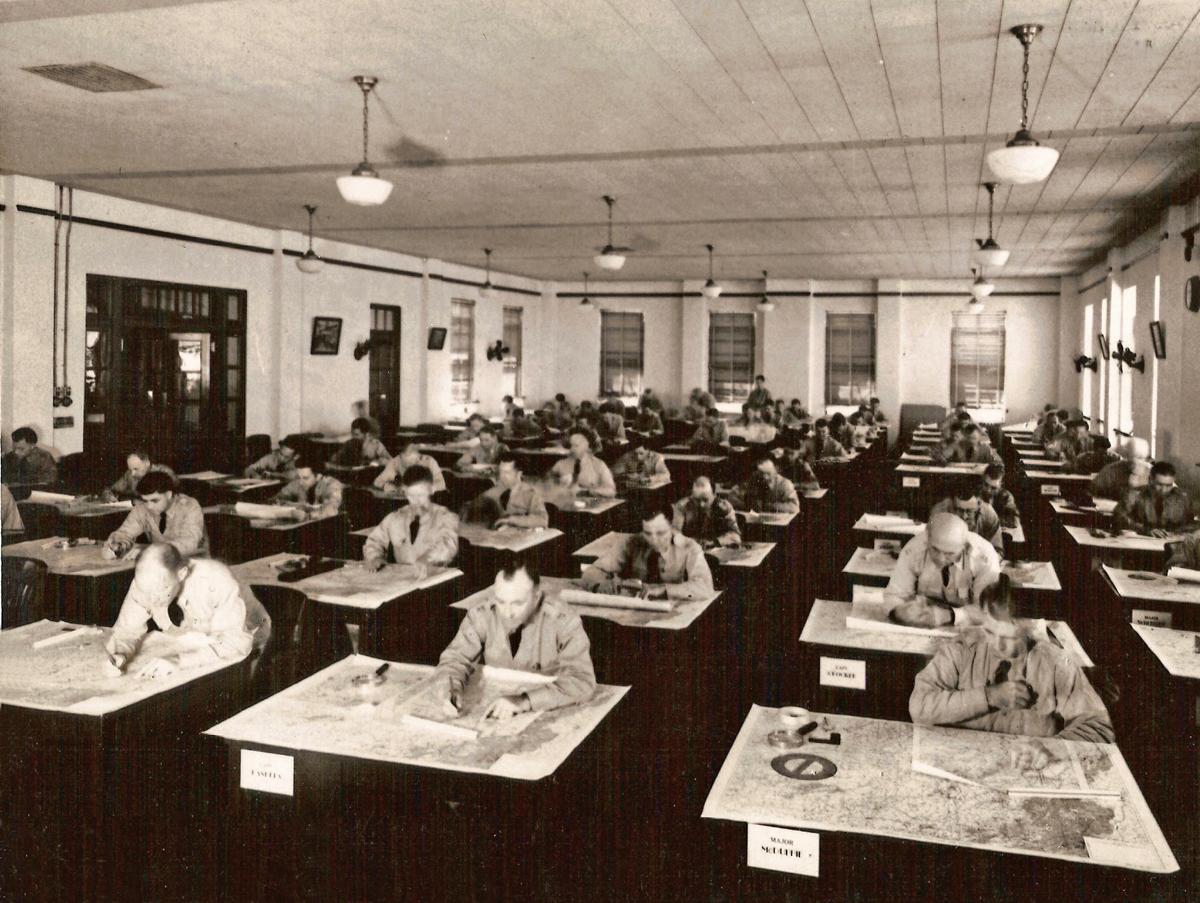 Air Corps Tactical School, ca. 1930s