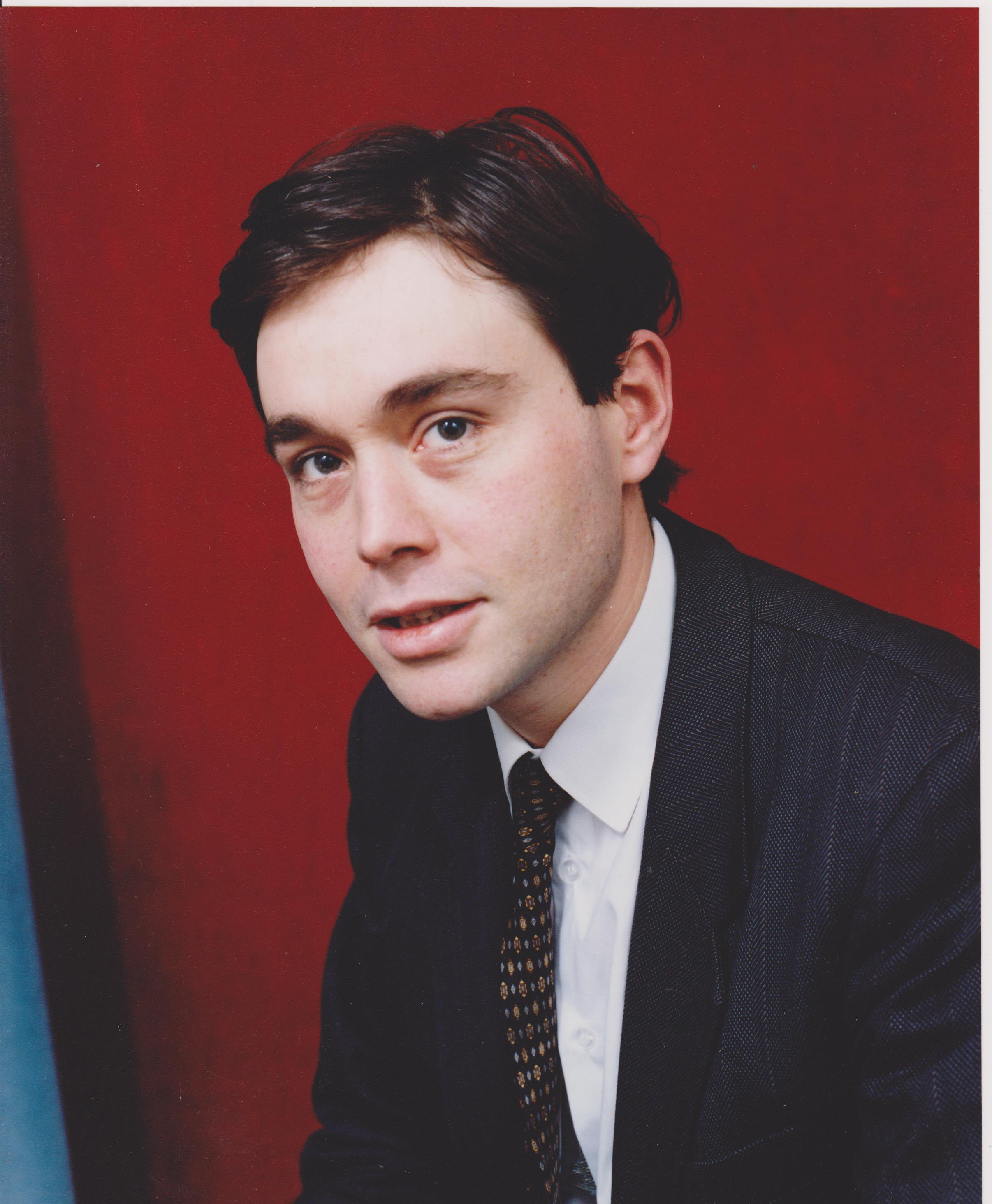 Michael Brett in 1996. (Bombaykala Books)