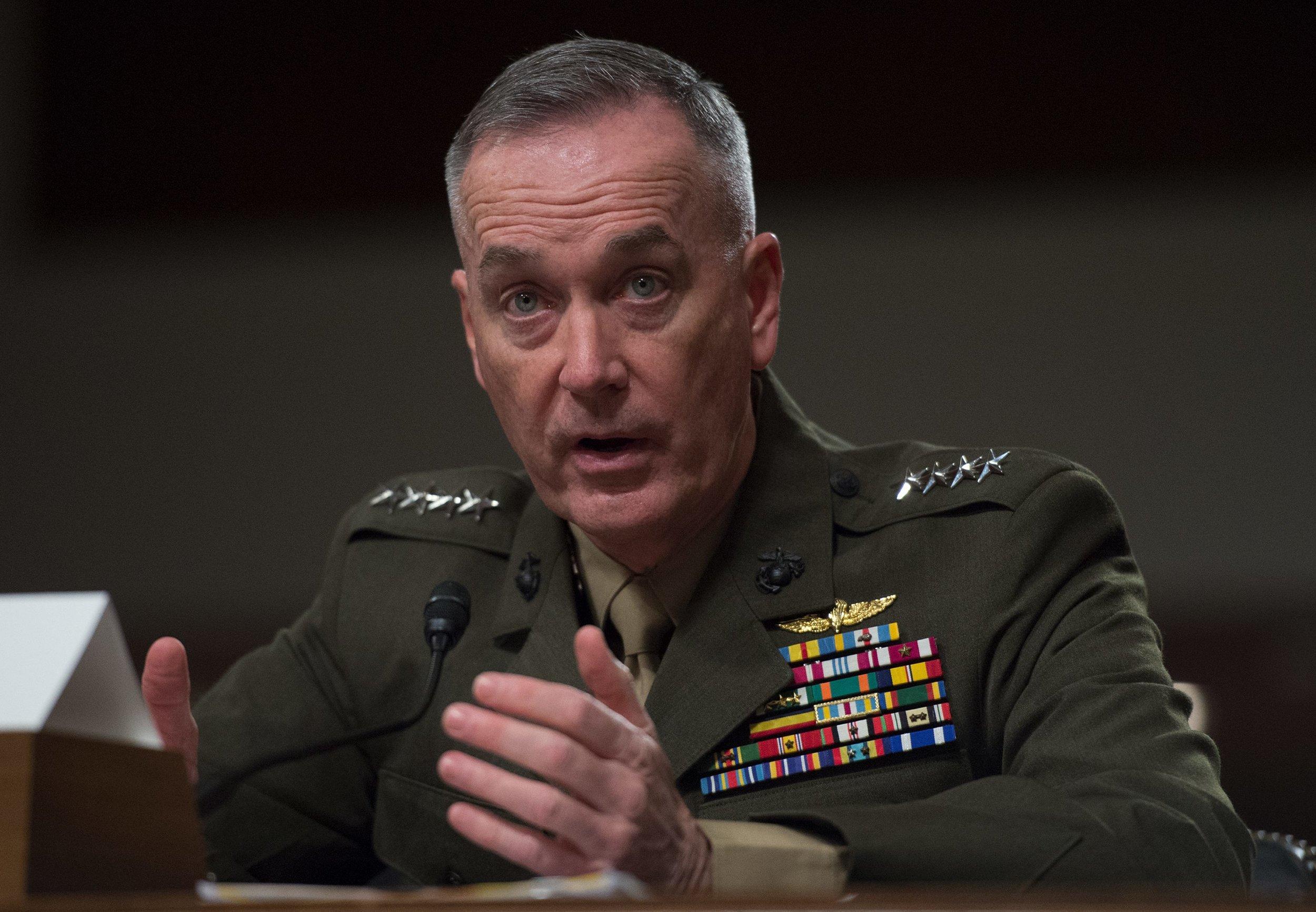General Joseph Dunford (DoD Photo)