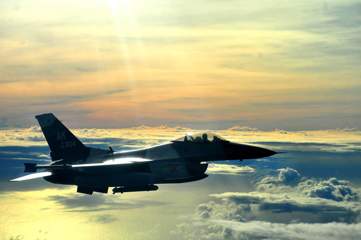 F-16 Fighting Falcon (Military.com)