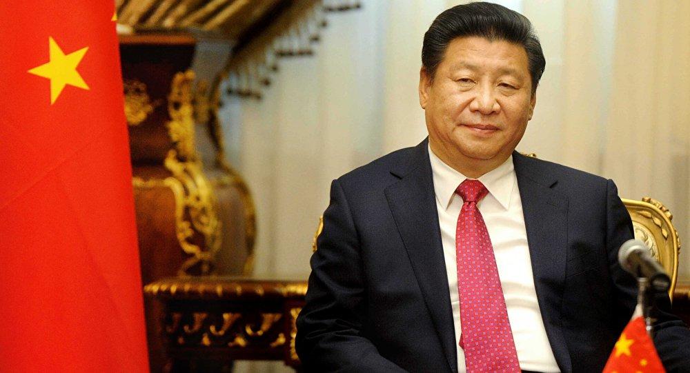 Xi Jinping (Ahmed Ohmar/AP)