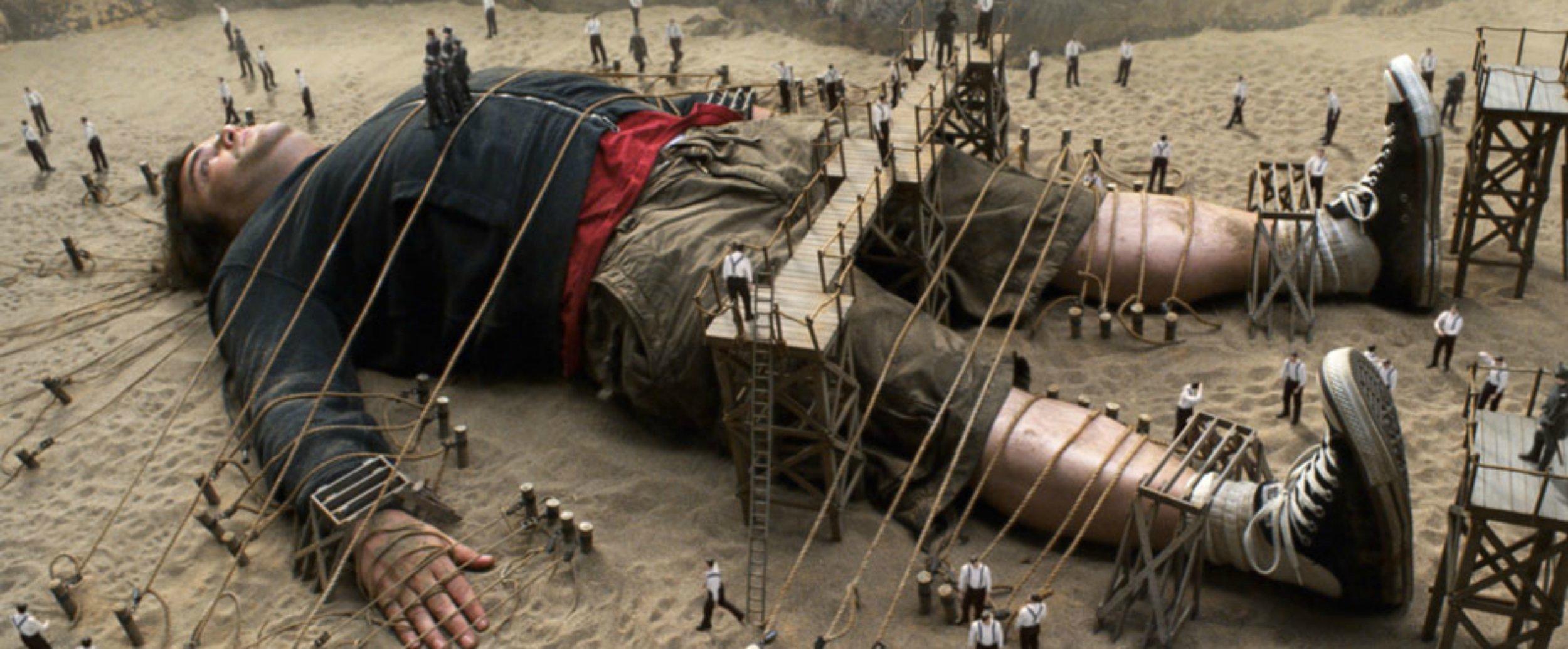 Jack Black in Gulliver's Travels (20th Century Fox)