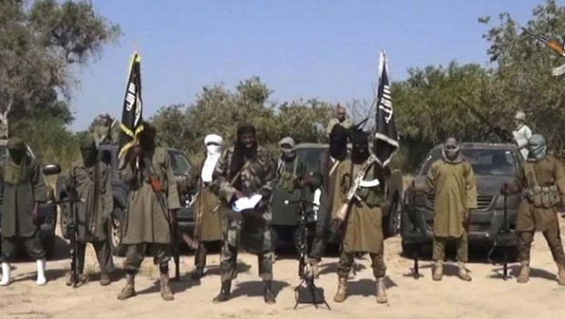 Boko Haram (Africa Express)