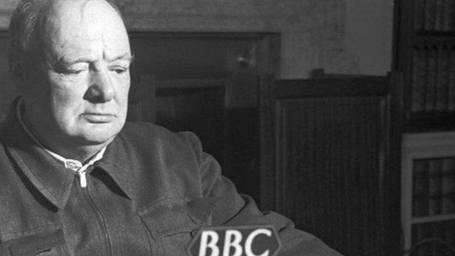 Winston Churchill (BBC)