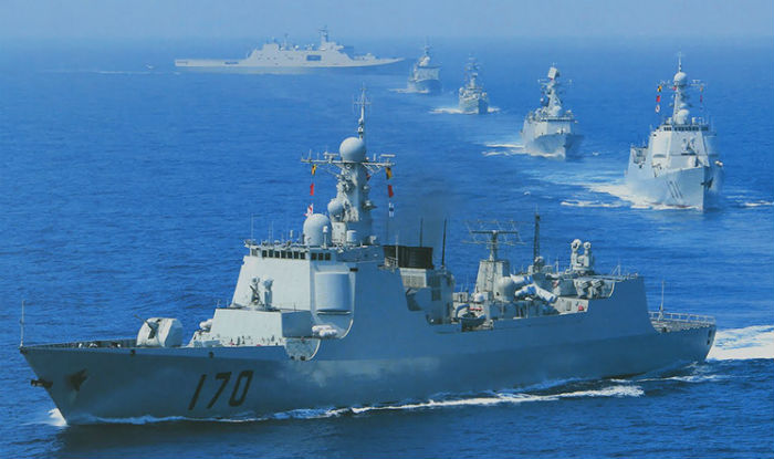 People's Liberation Army Navy (PLAN) Vessels (Defence Lover India)