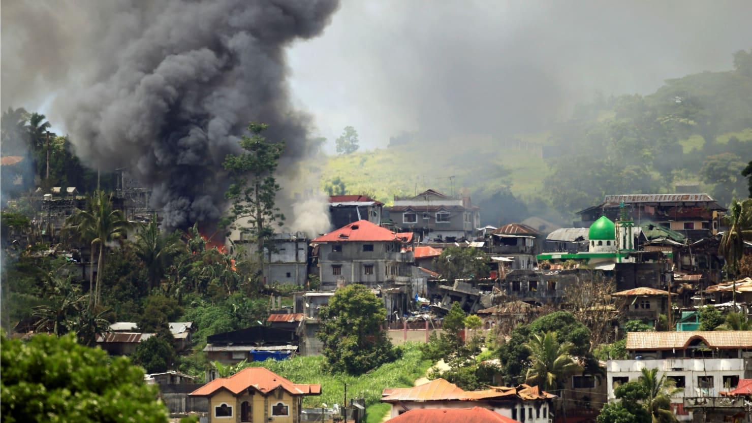 Marawi, Philippines (Romeo Ronoco)