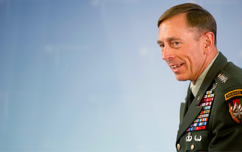 General David Petraeus (AP)