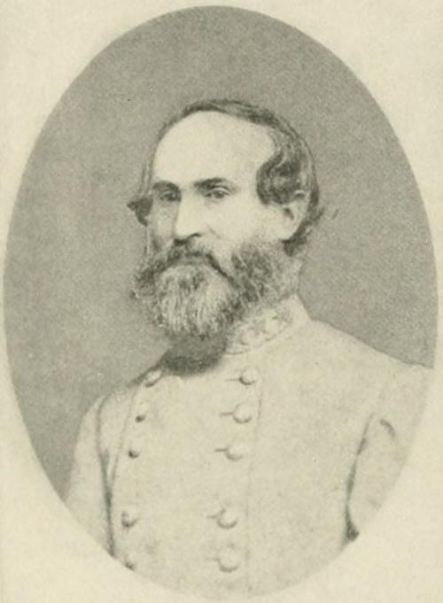 Confederate Lieutenant General Jubal S. Early (Wikimedia)