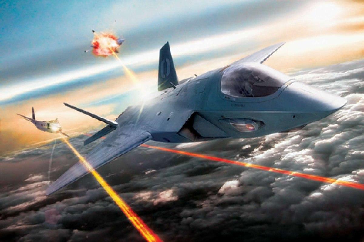The Air Force of the Future ( Lara Seligman/DefenseNews )
