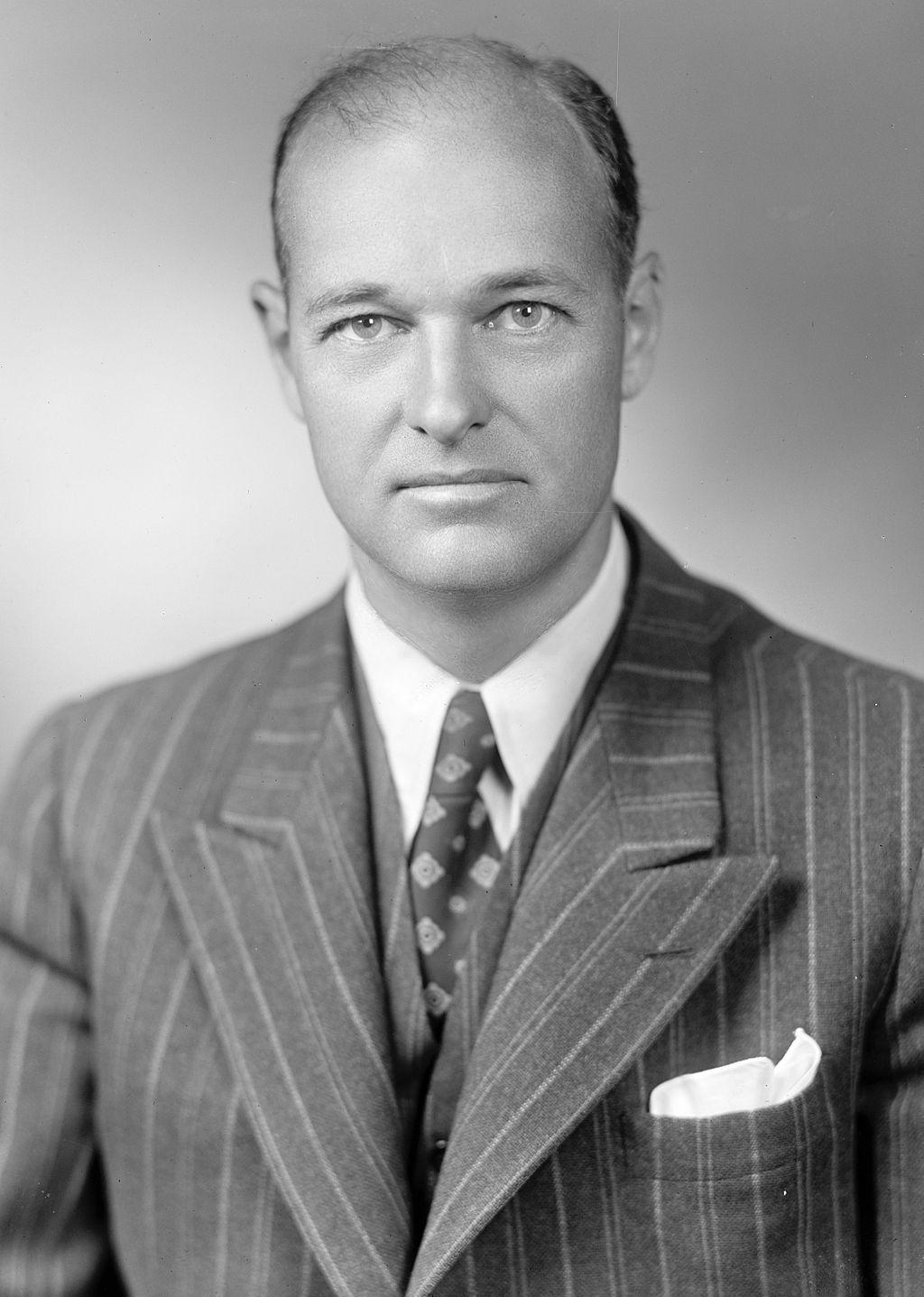 George Kennan in 1947 (Wikimedia)