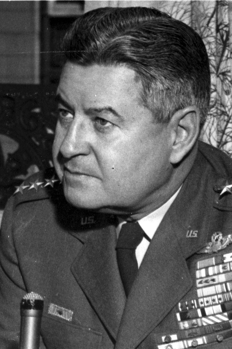 General Curtis LeMay (USAF Photo)