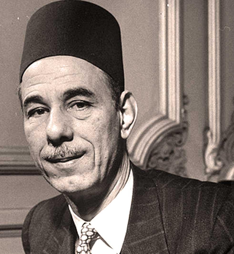 The first Secretary General of The Arab league was an Egyptian diplomat, Abdul Rahman Azzam Pasha (Past Daily)