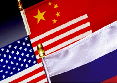 The U.S., China. and Russia in Competition (Nixon Library)