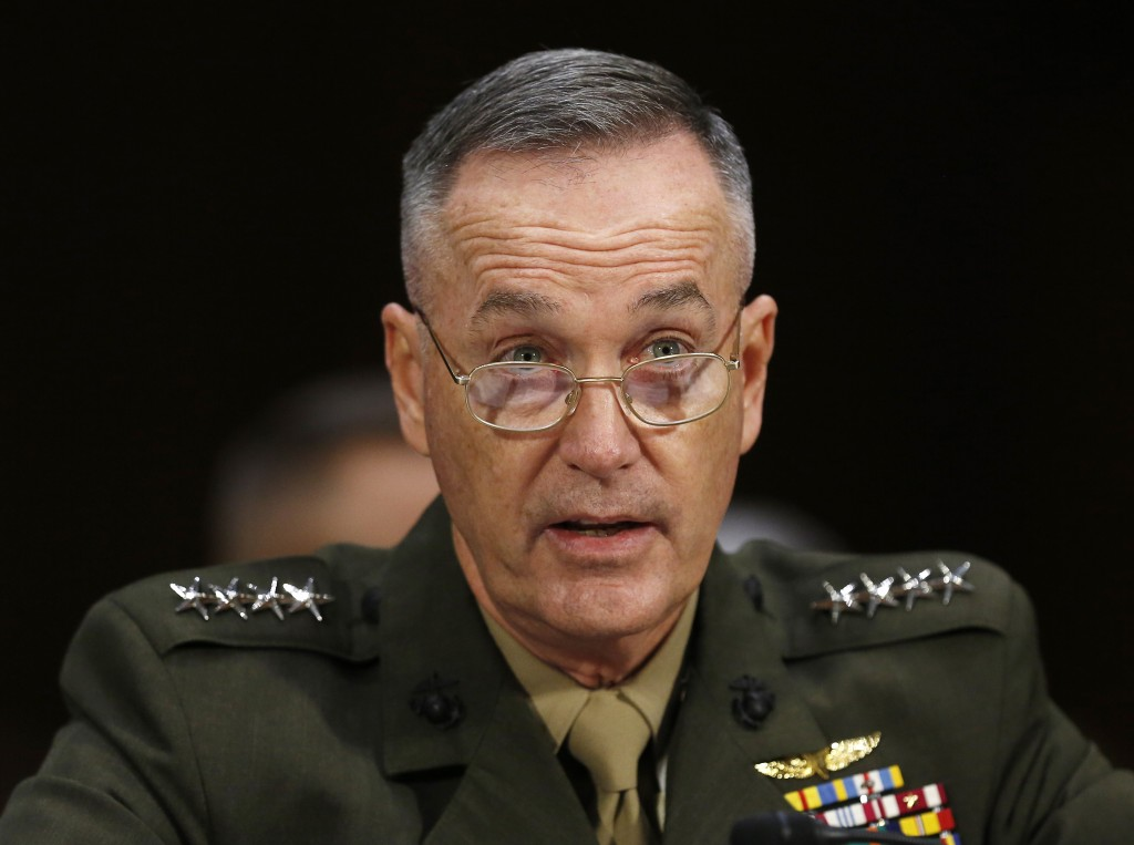 General Joseph Dunford (Gary Cameron/Reuters)
