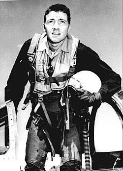 John Boyd during the Korean War (Wikimedia)
