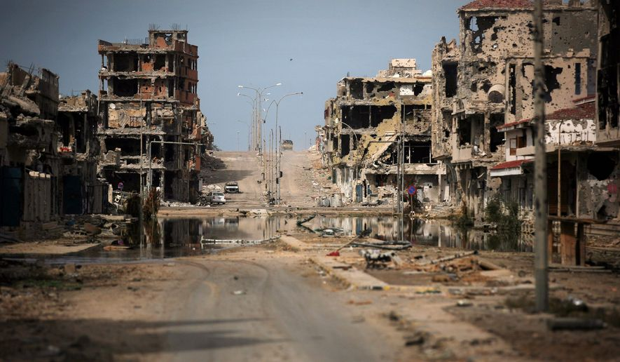 Sirte and other parts of Libya became destabilized after the death of Moammar Gadhafi. (AP)