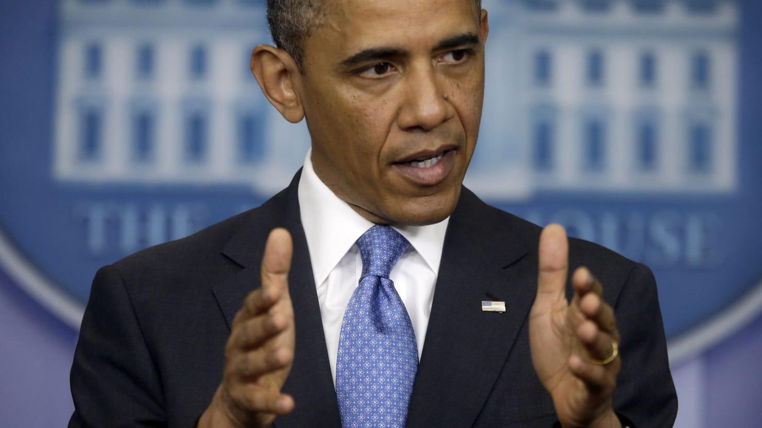 President Barack Obama (Pablo Martinez Monsivais/AP)