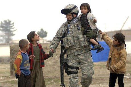 Winning Hearts and Minds (U.S. Army Photo)