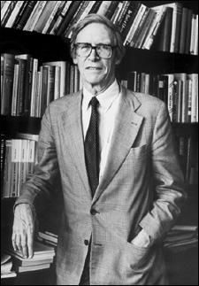 John Rawls (Harvard Gazette/Wikimedia)