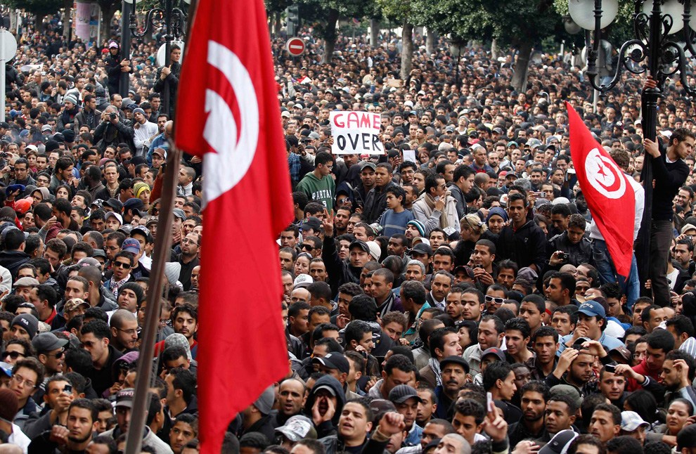 The Jasmine Revolution (Tunisia Weekly)