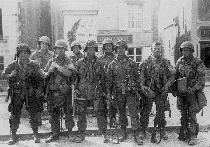 Easy Company (Stephen Ambrose Tours)