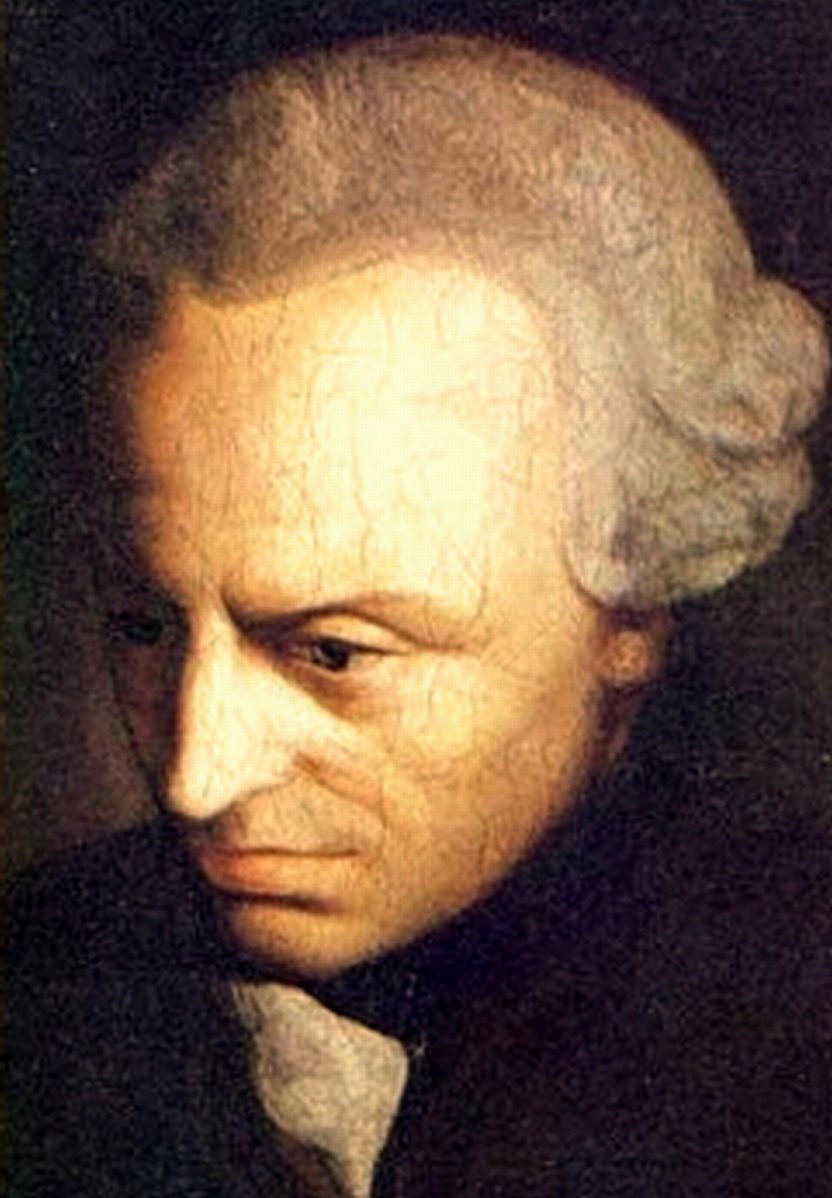 Immanuel Kant (Wikimedia)