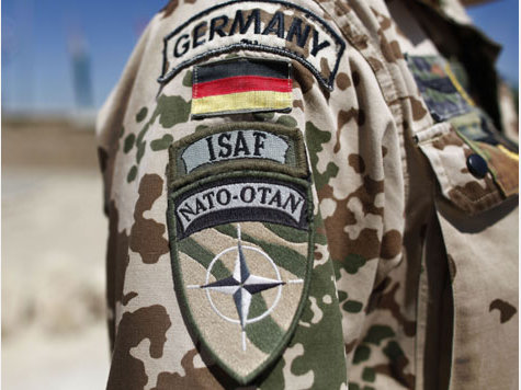 NATO and ISAF (Deutsche Welle)