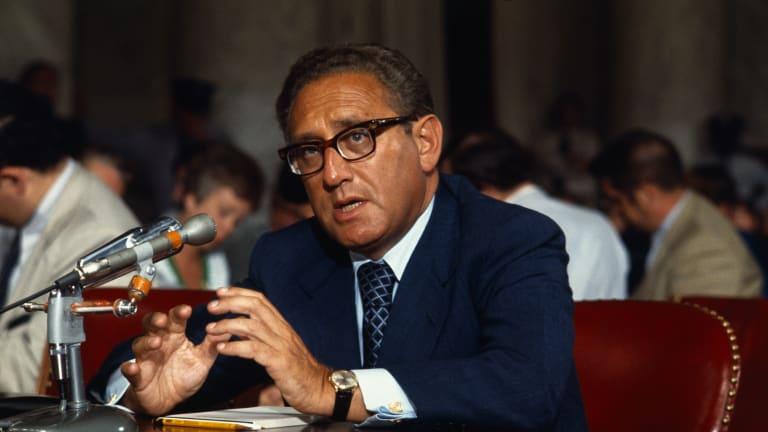 Henry Kissinger (History.com)
