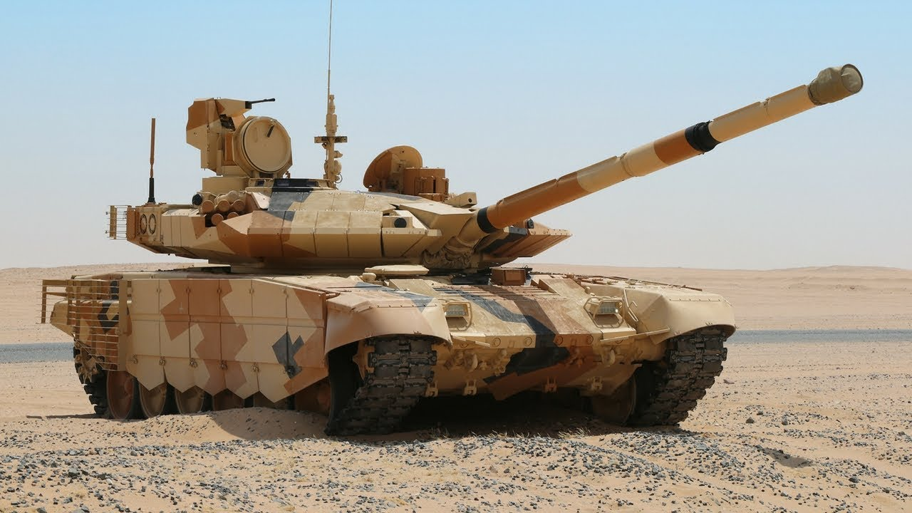 Russian T-90MS (Military Technology/YouTube)