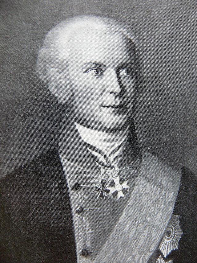 Ernst von Rüchel (Wikimedia)