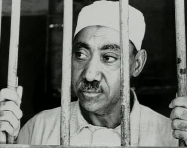 Sayyid Qutb in Prison (Foreign Policy)