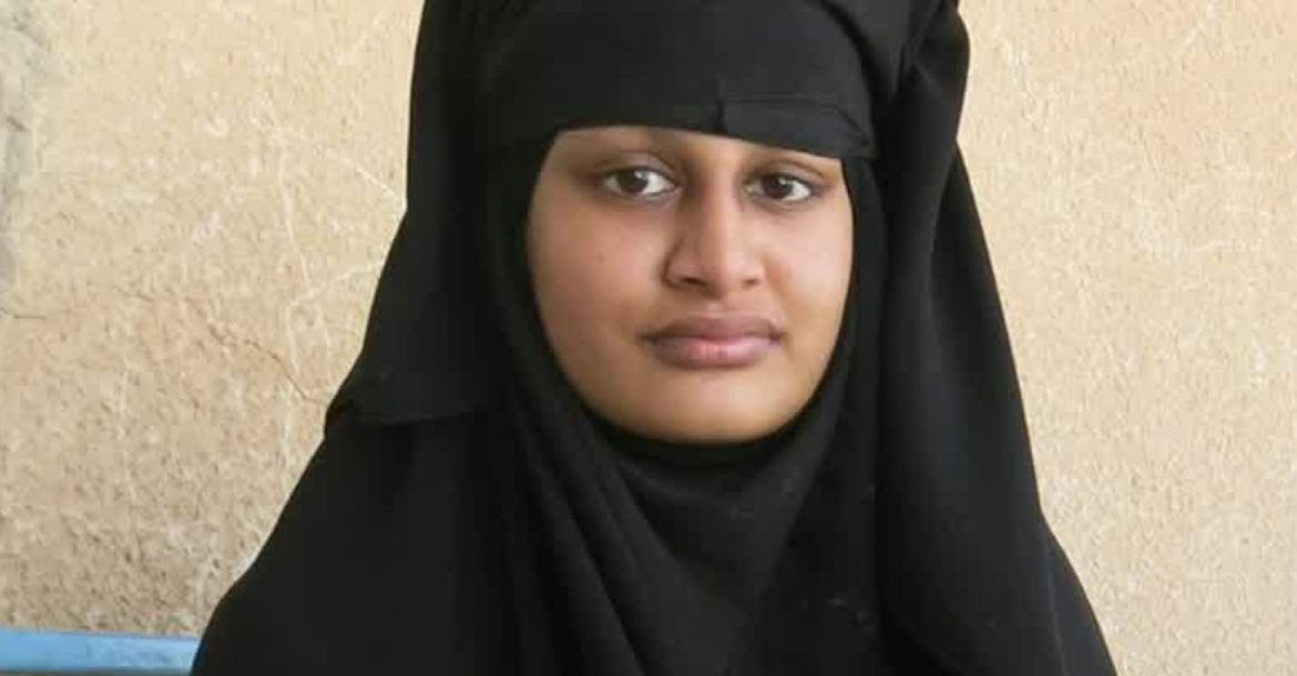 Shamima Begum left her home in the UK in February 2015, when she was 15, to join Islamic State in Syria. (The Defense Post)