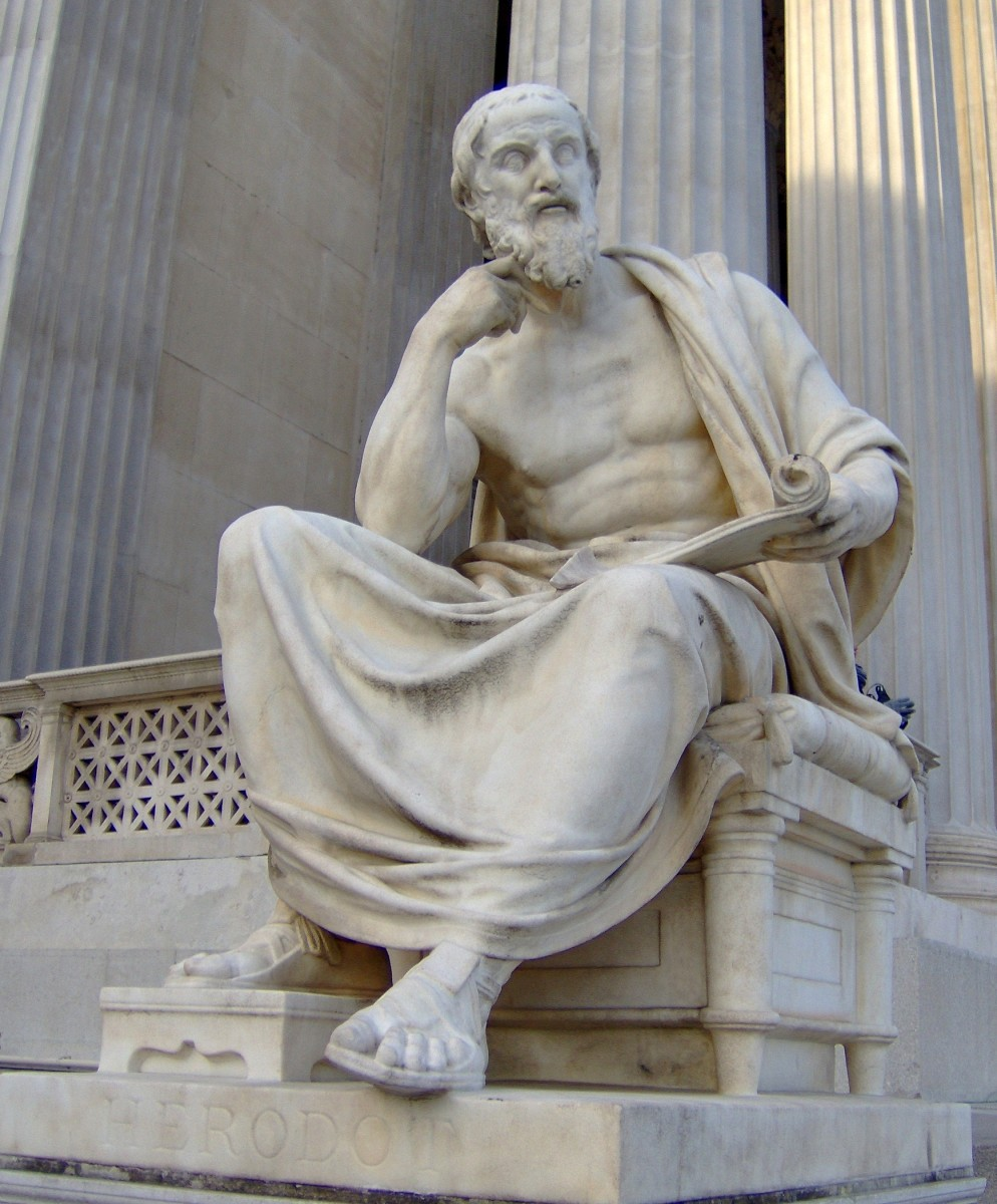 Herodotus (History.com)
