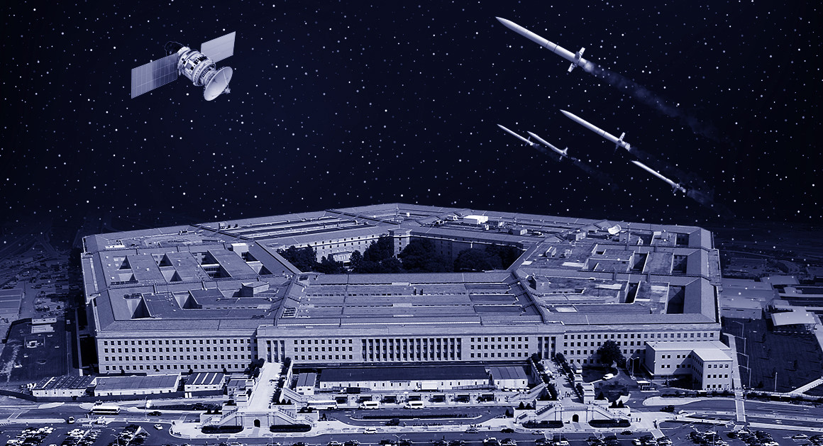 U.S. Strategy for Fighting in Space (Politico/Getty)