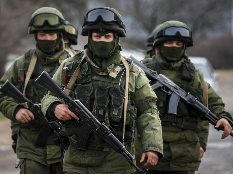 Russian Unconventional Warfare (CNA.org)