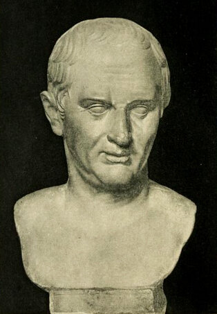 Marcus Tullius Cicero (Wikimedia)
