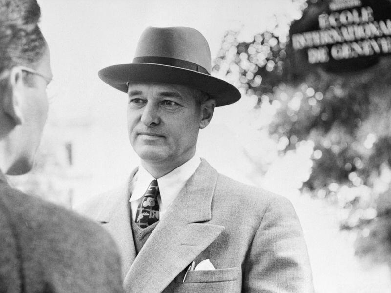 U.S. Ambassador to Russia, George F. Kennan (Getty)