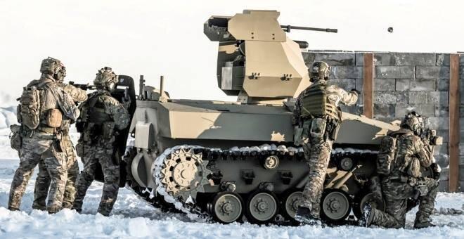 Kalashnikov BAS-01G BM Soratnik (TVD)